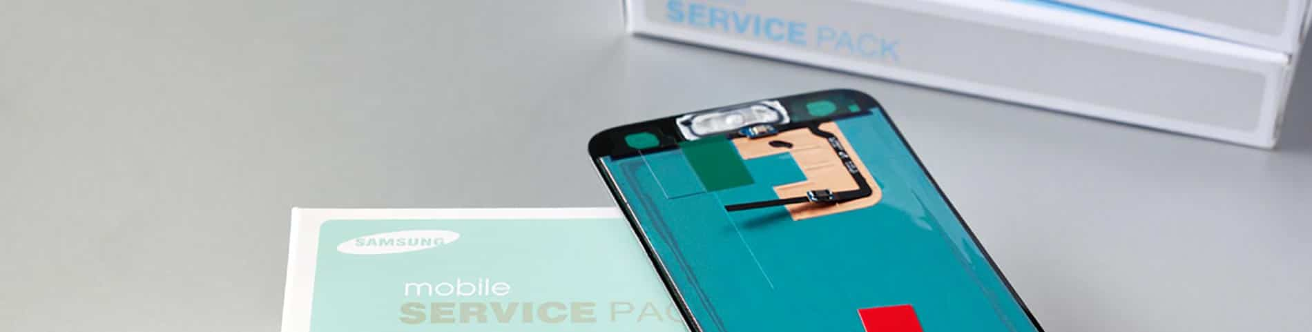 Samsung Galaxy S10 spare parts available soon