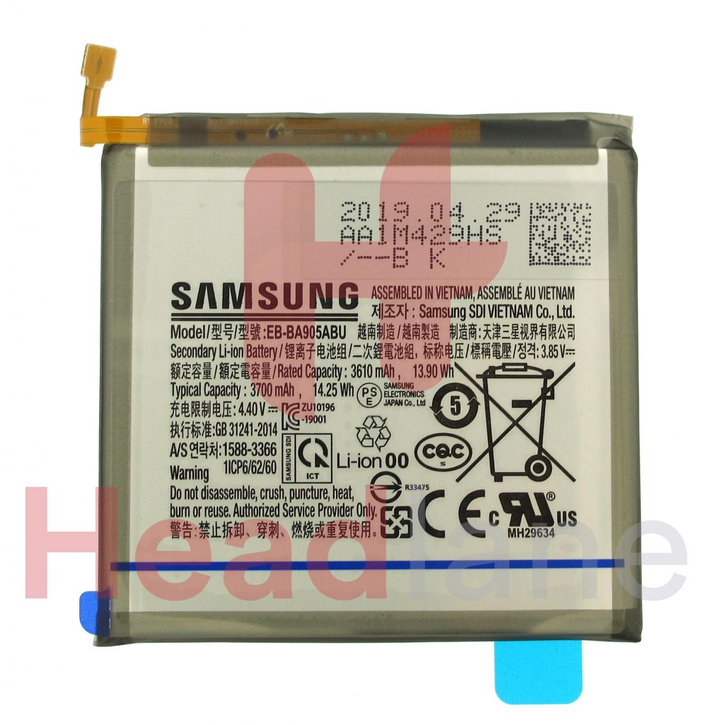 Samsung Galaxy A80 Spare Parts