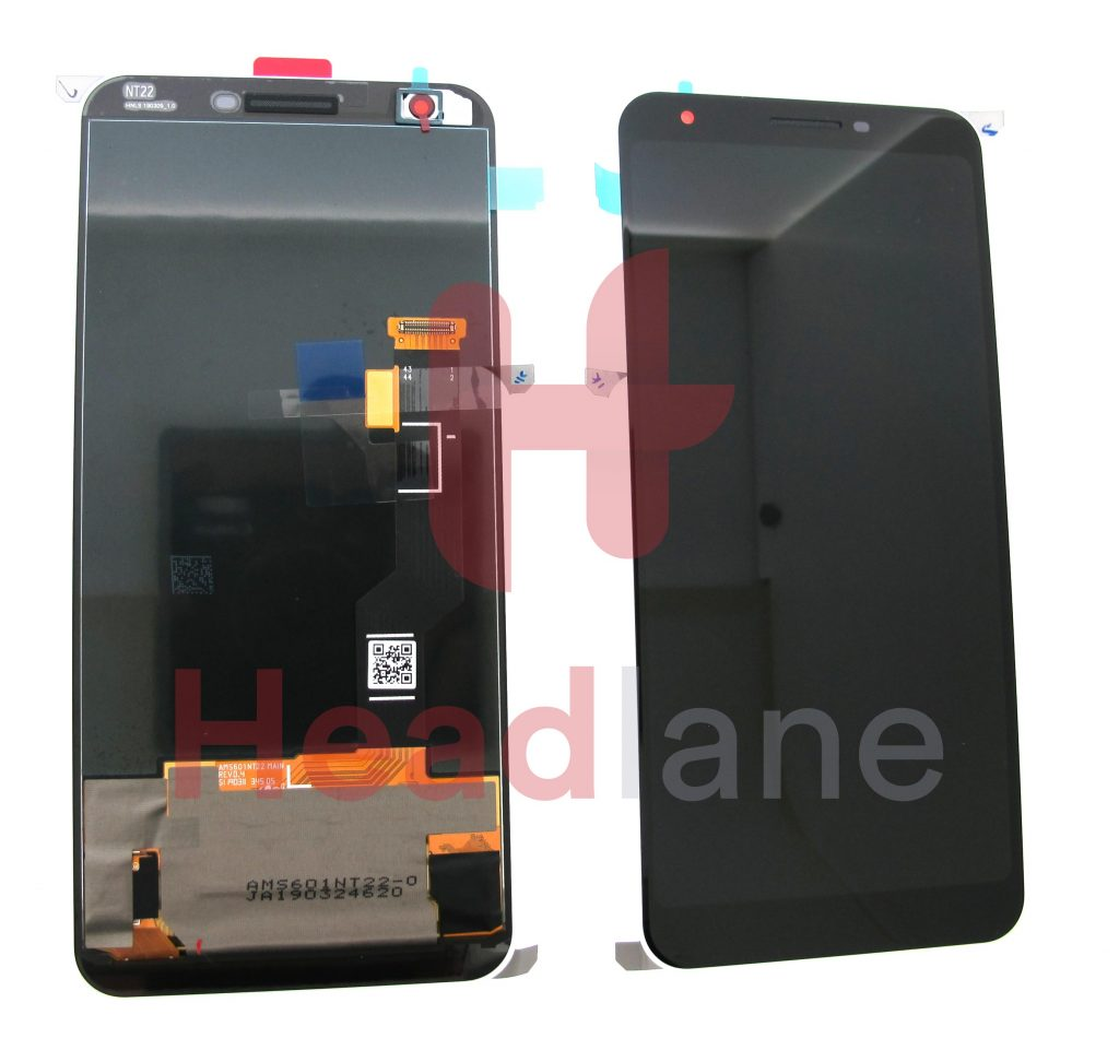 20GB4BW0001Google Pixel 3a XL LCD Display / Screen + Touch