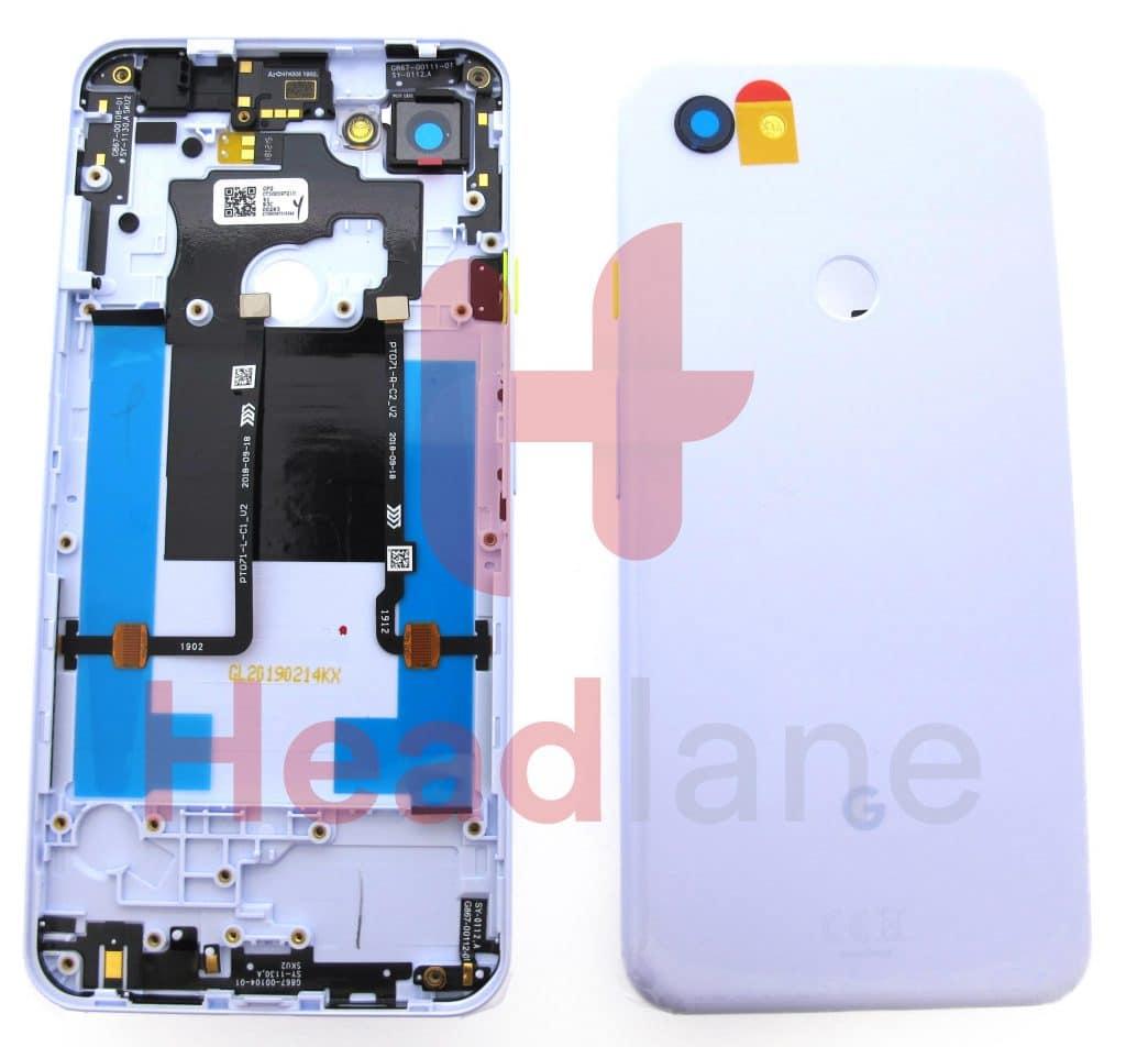 20GB4PW0003Google Pixel 3a XL Back / Battery Cover - Purple-ish