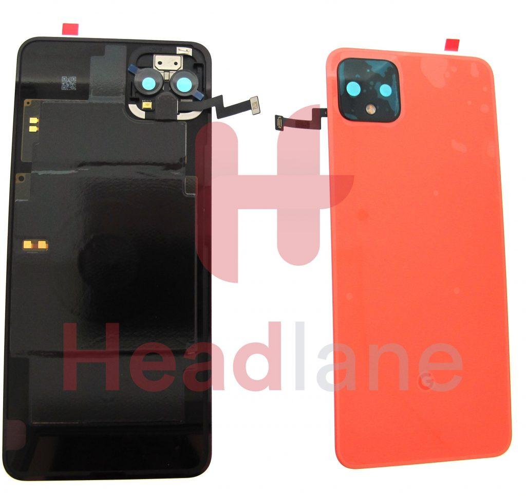20GC20W0009Google Pixel 4 XL Back / Battery Cover - Orange