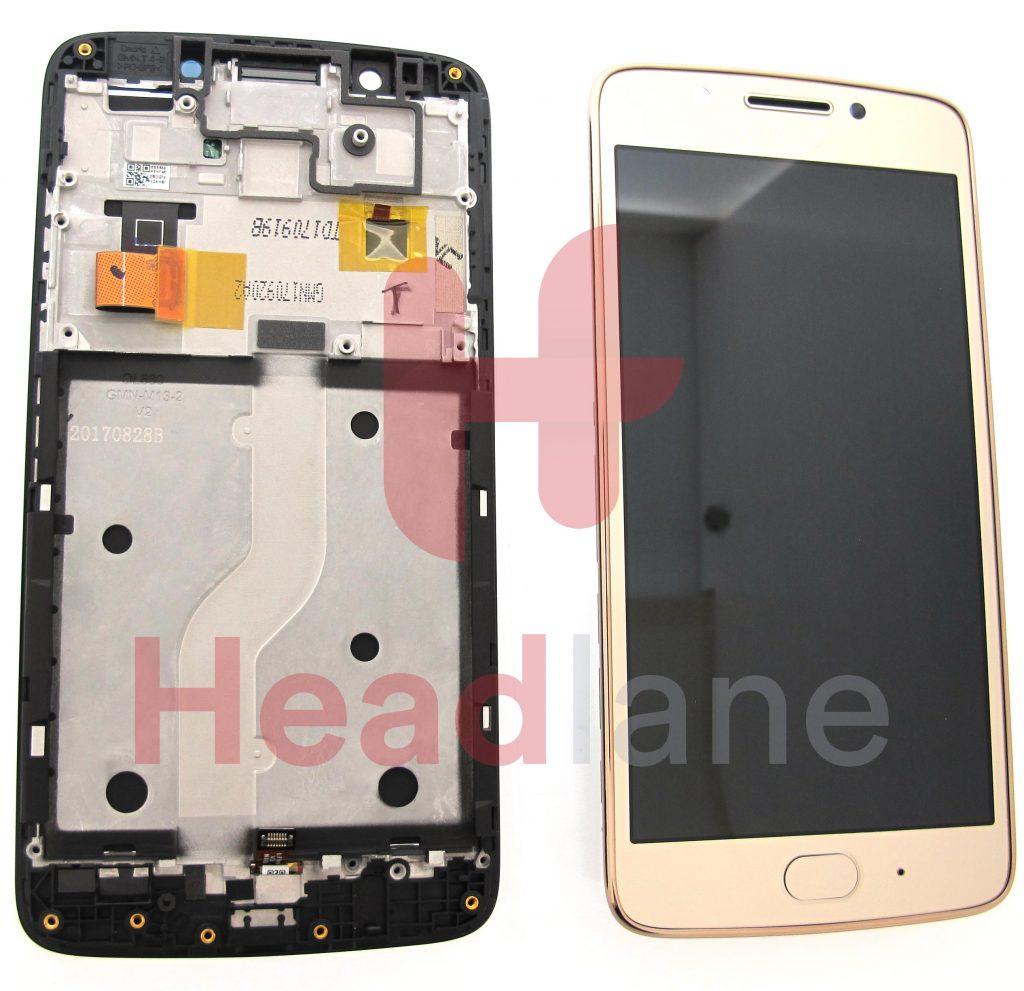 5D68C07421Lenovo / Motorola XT1675 XT1676 Moto G5 LCD Display / Screen + Touch