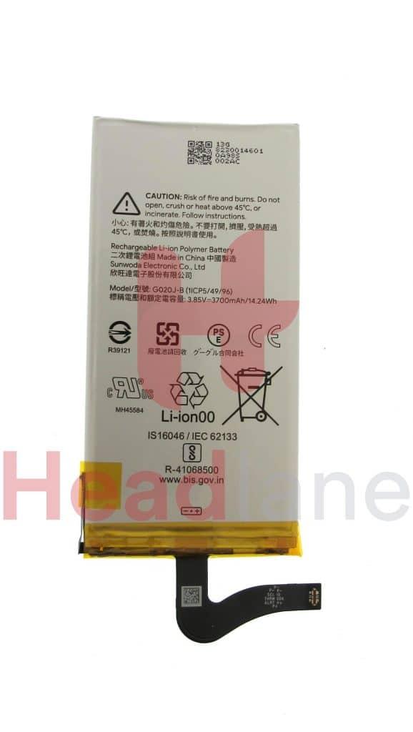 G823-00146-01Google Pixel 4 XL Internal Battery