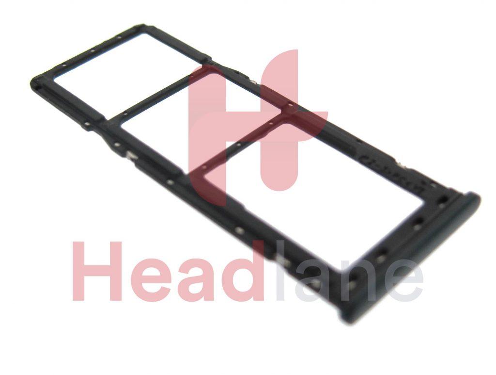 GH98-44842ASamsung SM-M307 Galaxy M30s SIM Card Tray (Dual SIM) - Black
