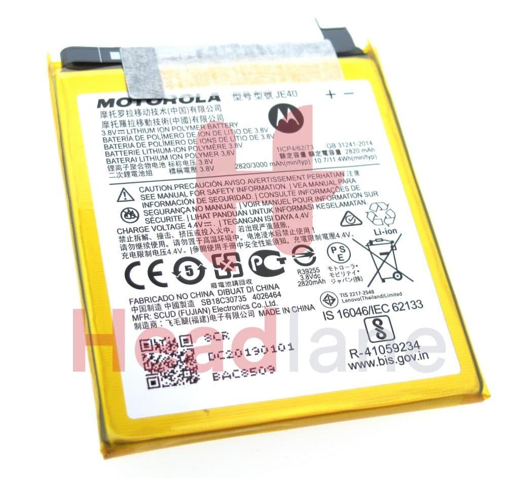 SB18C30735Lenovo / Motorola XT1952 Moto G7 Play HE50 5000mAh Battery